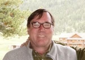 Mark Brown at Caribou