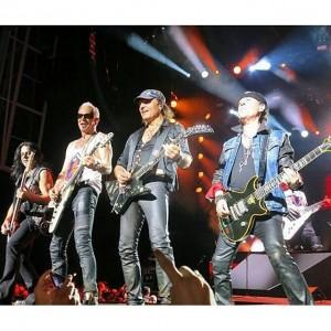 Scorpions (via www.crowdalbum.com)