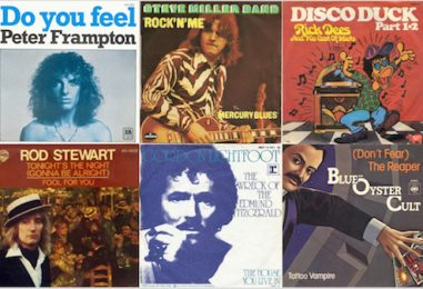 Look Back: Top 40 Rock Hits, November 1976