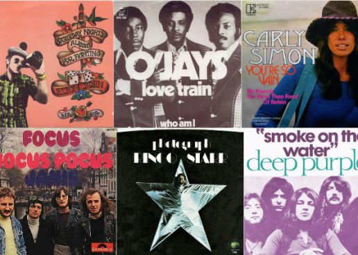 Look Back: Top Radio Hits 1973