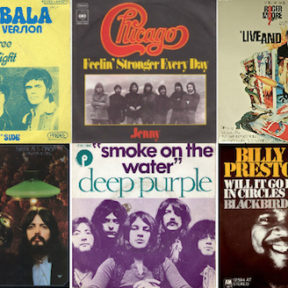 Radio Hits July 1973: On the Road to Shambala
