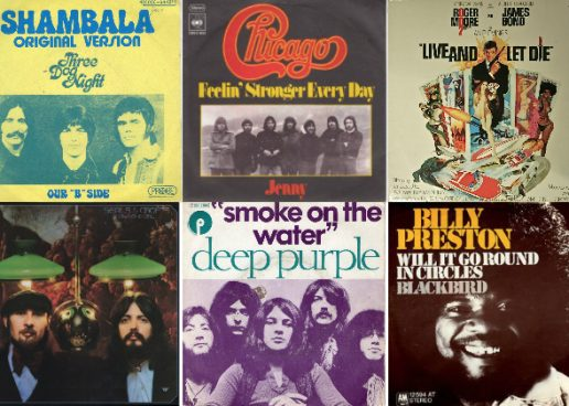 Top Radio Hits in July 1973: Look Back