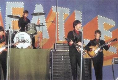 The Beatles at Budokan 50+ Years Ago