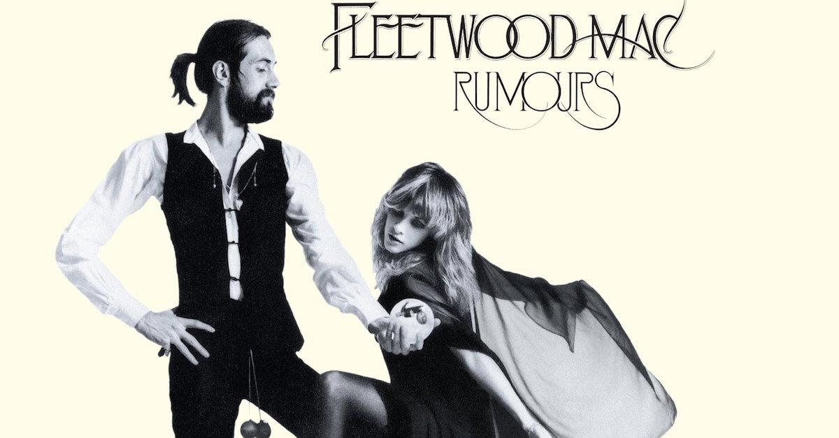 April 2 1977 Fleetwood Mac S Rumours Hits 1 Best