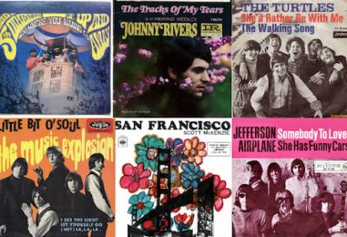Radio Hits in June 1967: Dawn of the Summer of Love