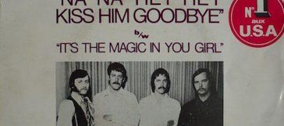 Steam: 'Na Na Hey Hey Kiss Him Goodbye'