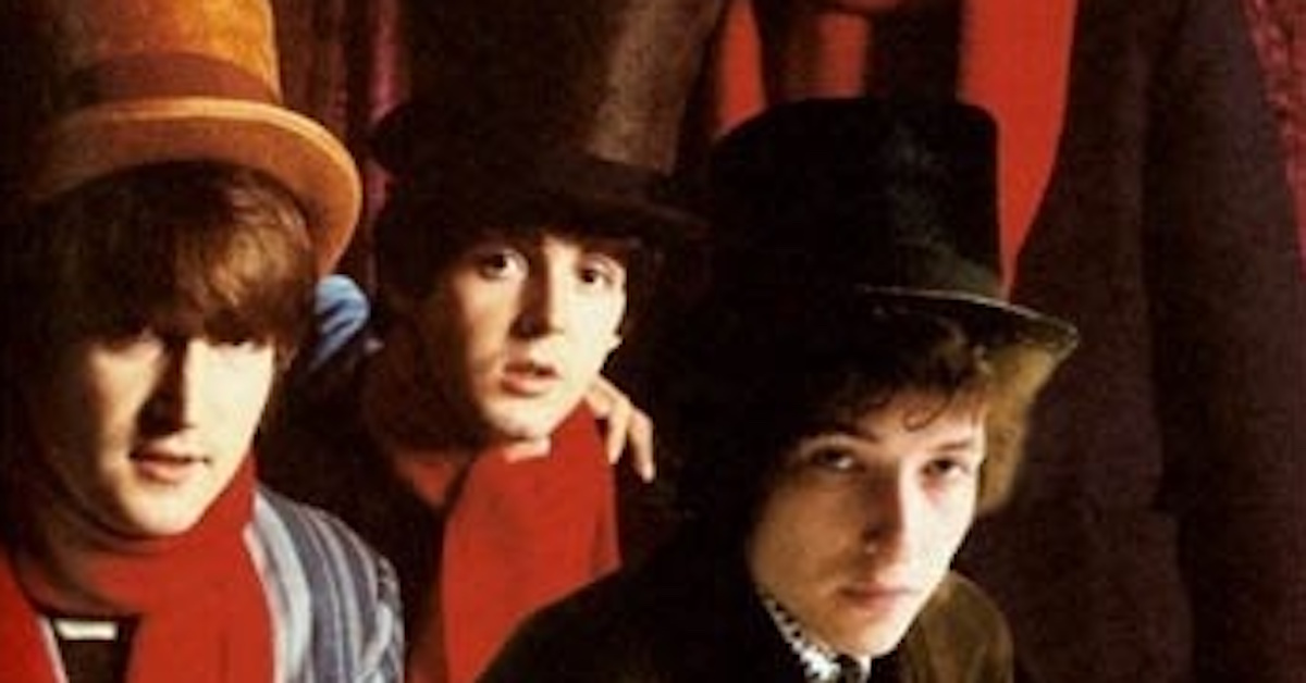 August 28 1964 Bob Dylan Gets The Beatles High