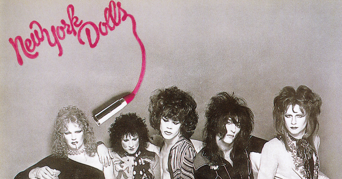 July 27 1973 New York Dolls Debut Album Released Best