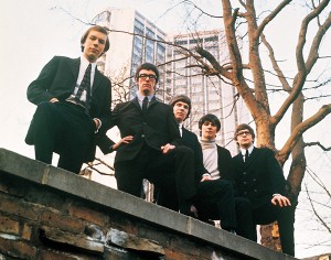 The Zombies in their 1960s heyday