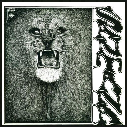 Santana 1969 album cover