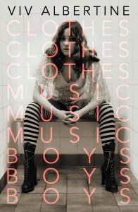 Albertine book cover