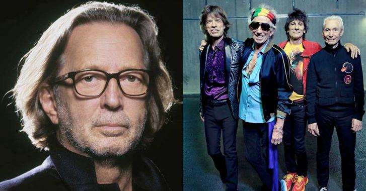 Clapton & Stones