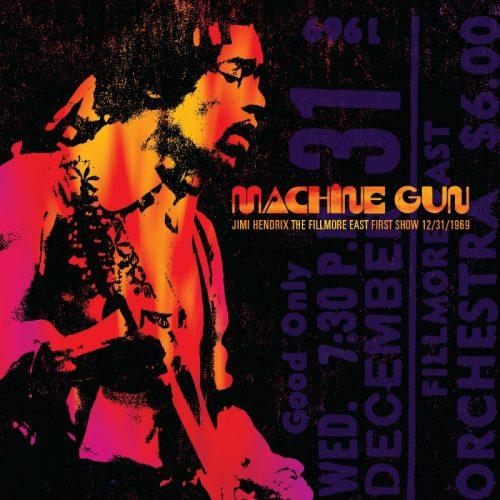 Jimi Hendrix Fillmore East cover art (PRNewsFoto/Legacy Recordings)
