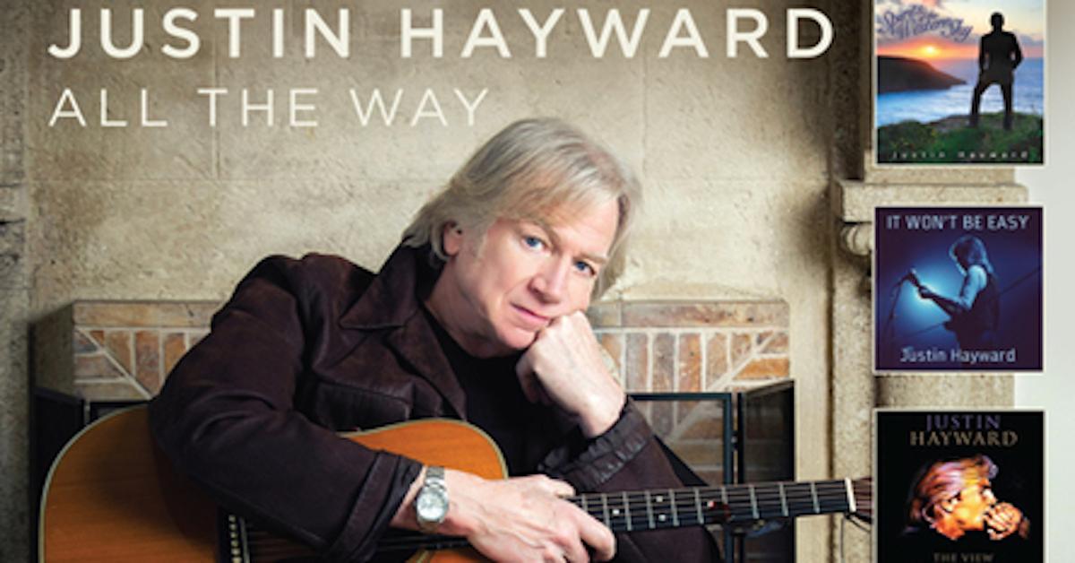 Justin Hayward To Release New Album Live Dvd Best