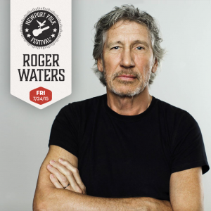 Roger Waters Newport Follk