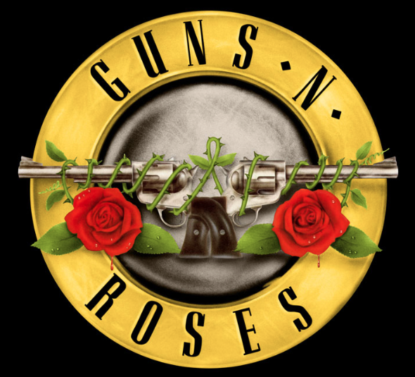 Guns N Roses FB Home Page
