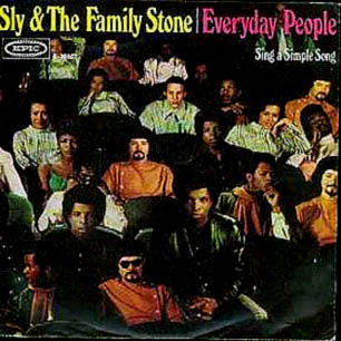 Image result for sly stone everyday people images