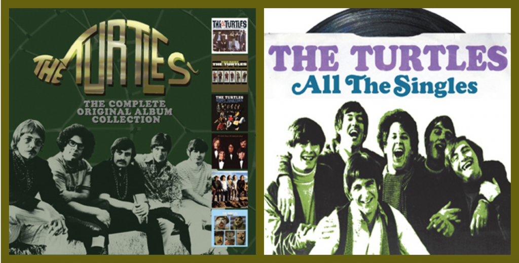 The Turtles 2016 Reissues