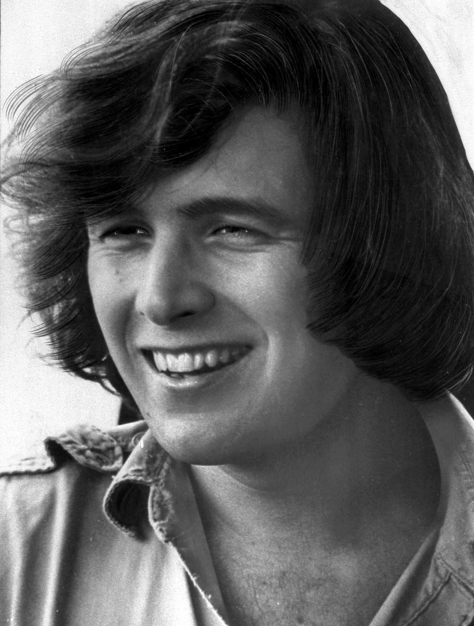 Singer Don McLean is seen in this February 1972 photo. The current movie ''American Pie'' has nothing to do with McLean or his popular 1972 song, although the singer did come to ''an agreement'' with Universal Pictures about using the name, McLean's lawyer said Wednesday, July 7, 1999. (AP Photo)