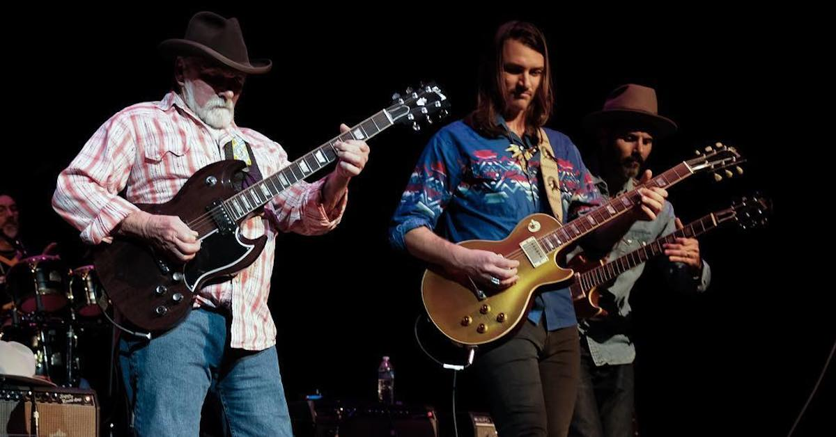 dickey betts post brain surgery surprise show best classic bands. Black Bedroom Furniture Sets. Home Design Ideas
