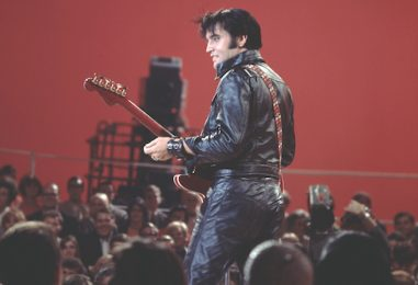 Elvis Presley's '68 Comeback: Burbank to Graceland