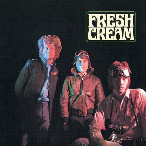 Fresh Cream LP cover