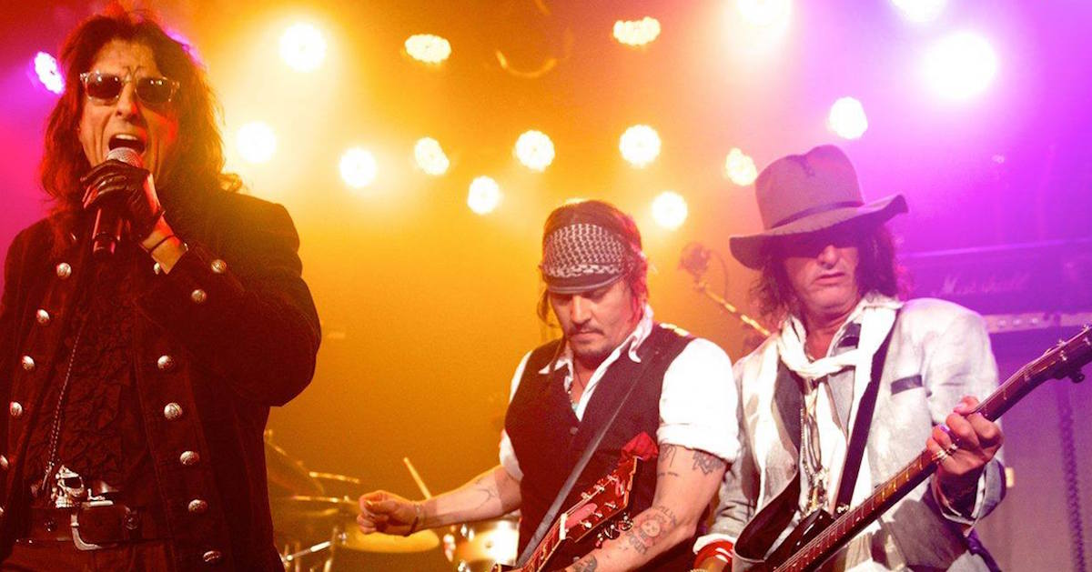 Hollywood Vampires Add to 2018 Tour Dates | Best Classic Bands