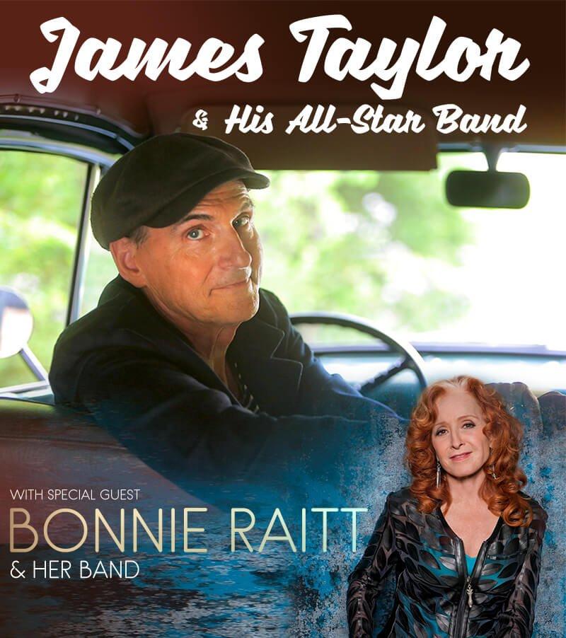James Taylor Tour Pittsburgh