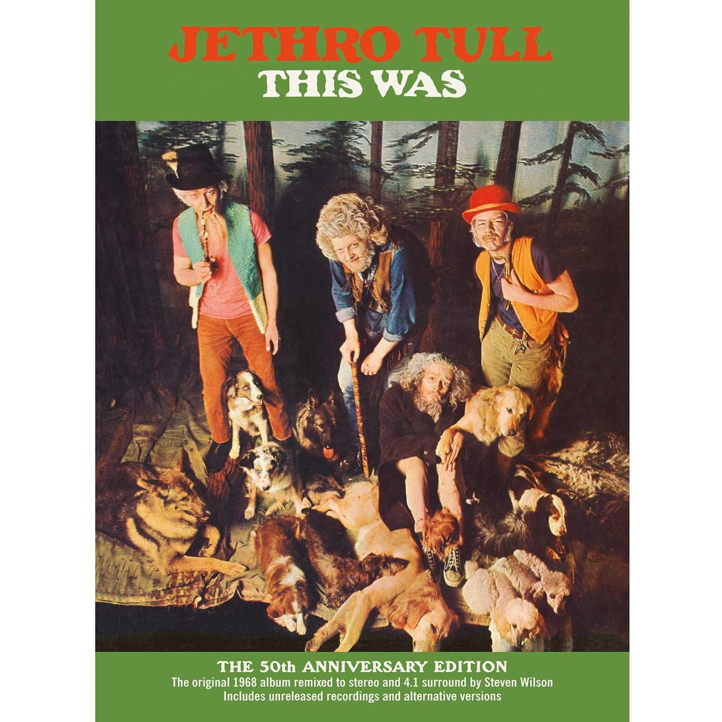 Jethro Tull \'This Was\' 50th Anniversary Edition Due | Best Classic Bands