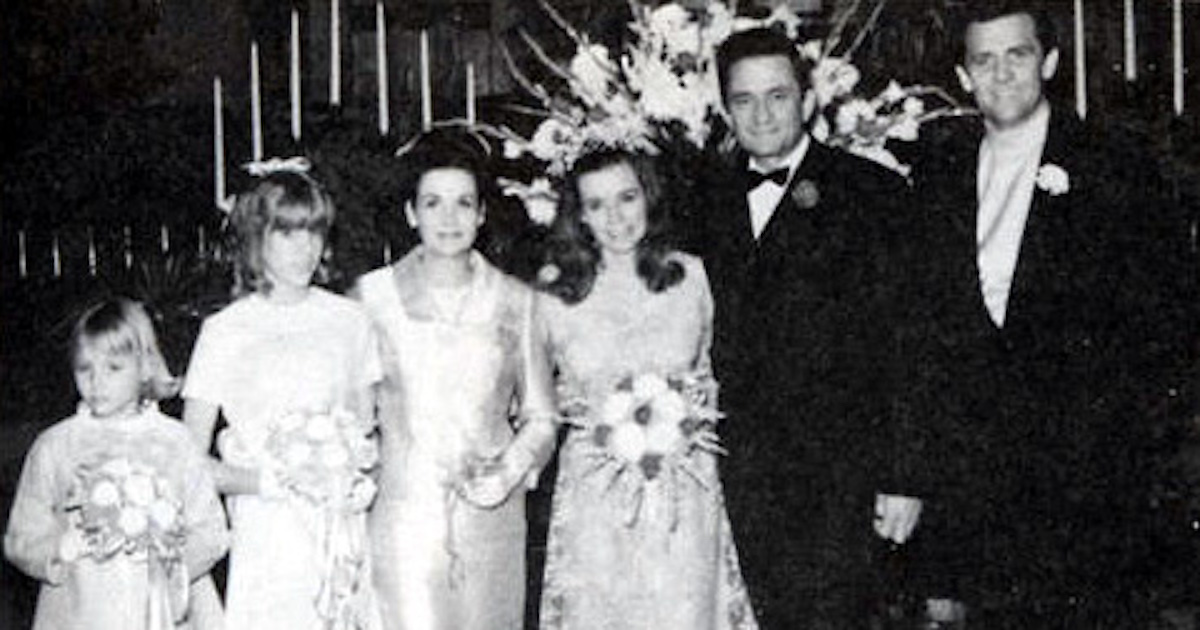 Johnny Cash/June Carter Wedding Commemoration | Best Classic Bands
