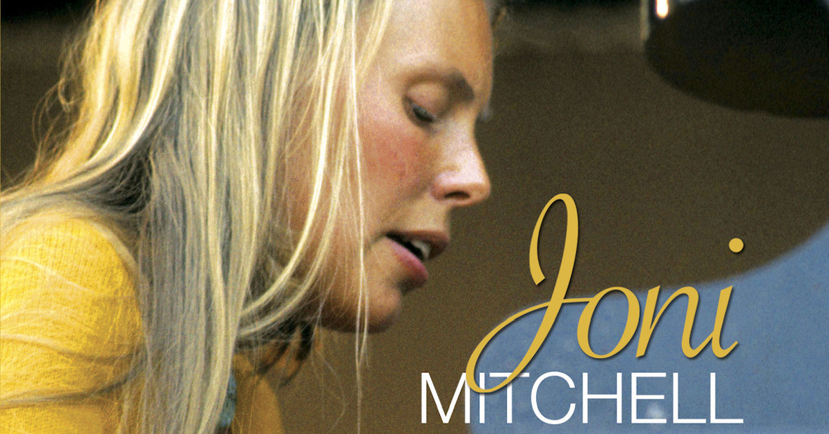 Joni Mitchell 'Live at the Isle of Wight 1970': Review