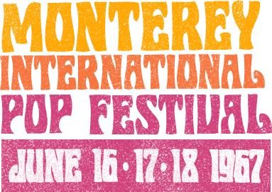 Monterey Pop Fest logo