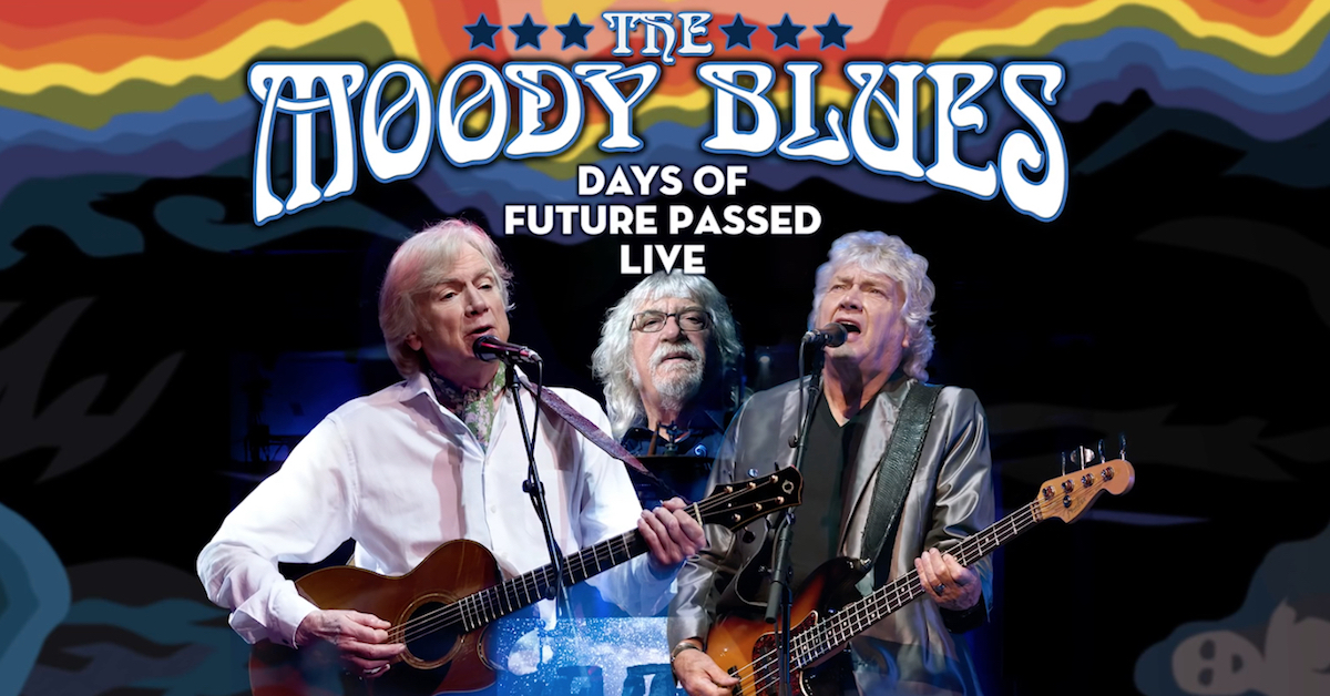 Moody Blues Future Passed Live Release Watch Best