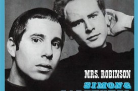 June 1, '68: Simon & Garfunkel's 'Mrs. Robinson' #1