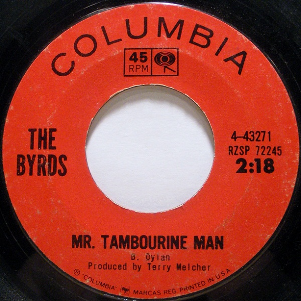 Tambourine Man 45