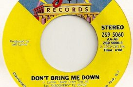 ELO's 'Don't Bring Me Down… Bruce!'