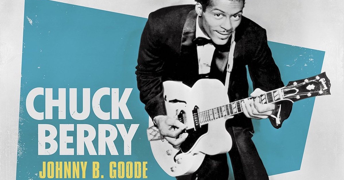 Mar. 31, 1958: Chuck Berry's 'Johnny B. Goode' Released | Best Classic Bands