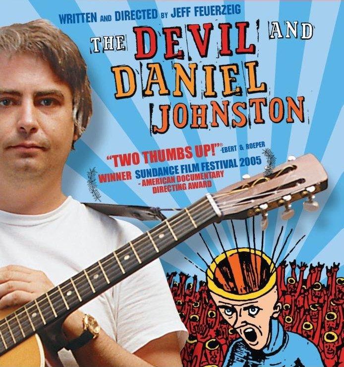 Eccentric singer-songwriter Daniel Johnston dies at 58