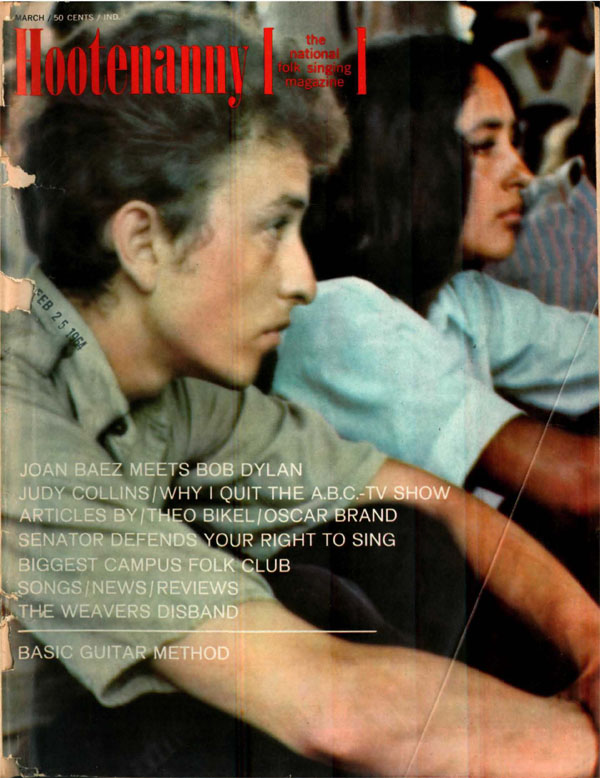 Dylan-Baez Hootenanny cover (web)