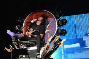Photo source: Foo Fighters website