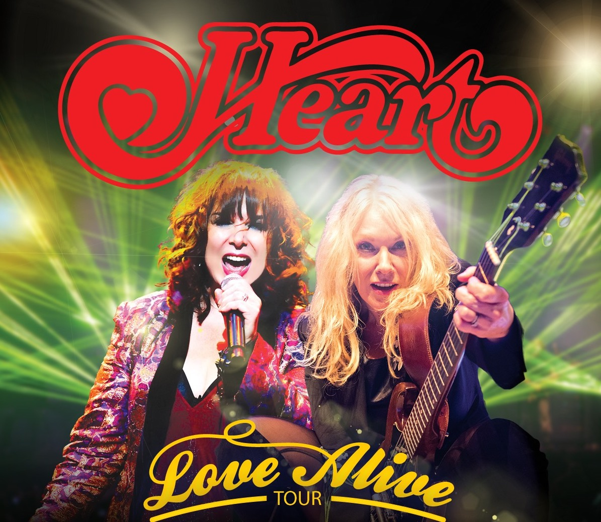 Heart's 'Love Alive' Reunion Tour Continues: Watch | Best