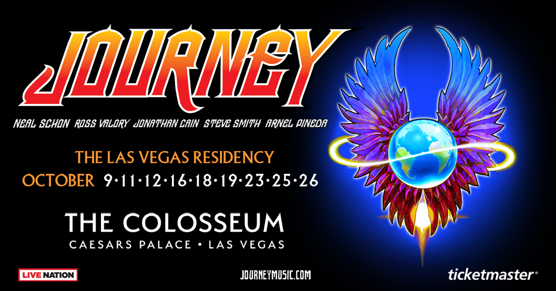 Journey Adds 2019 Dates to Las Vegas Residency | Best Classic Bands