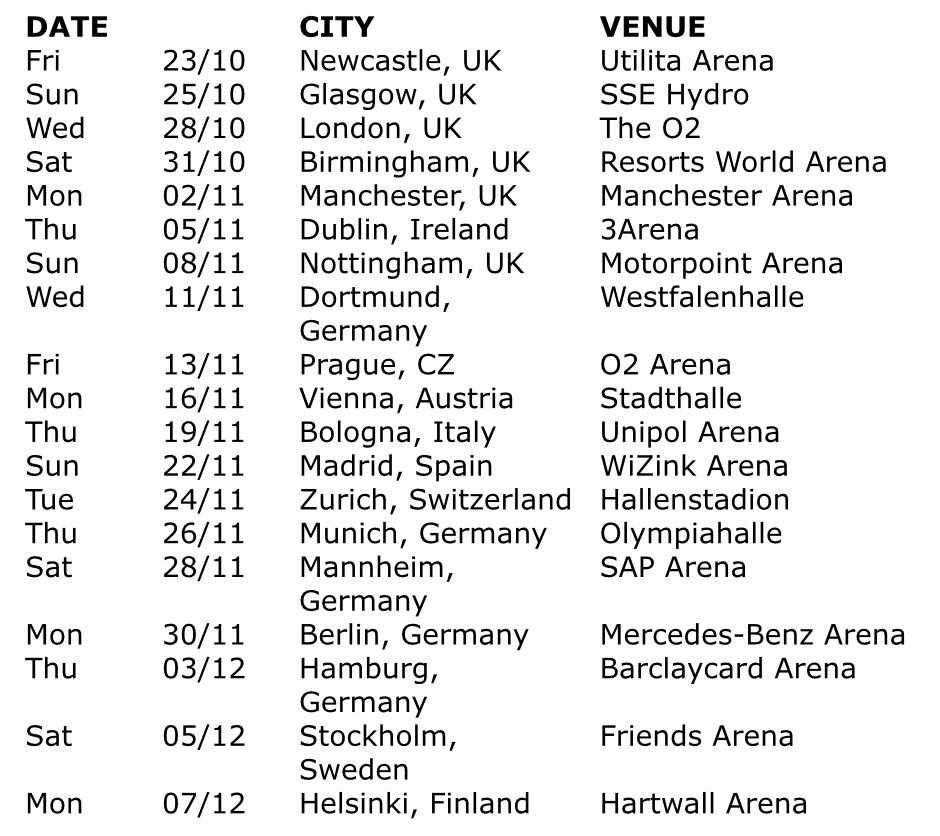 Ozzy Tour Dates 2020.Ozzy Osbourne Rescheduled 2020 Dates New Single Best