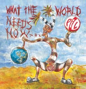 Pil LP cover