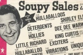 April 16, 1965: Soupy Sales, Hollies and…Hendrix?