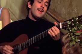 Stephen Bishop: 'Charming Guy With Guitar' in 'Animal House'