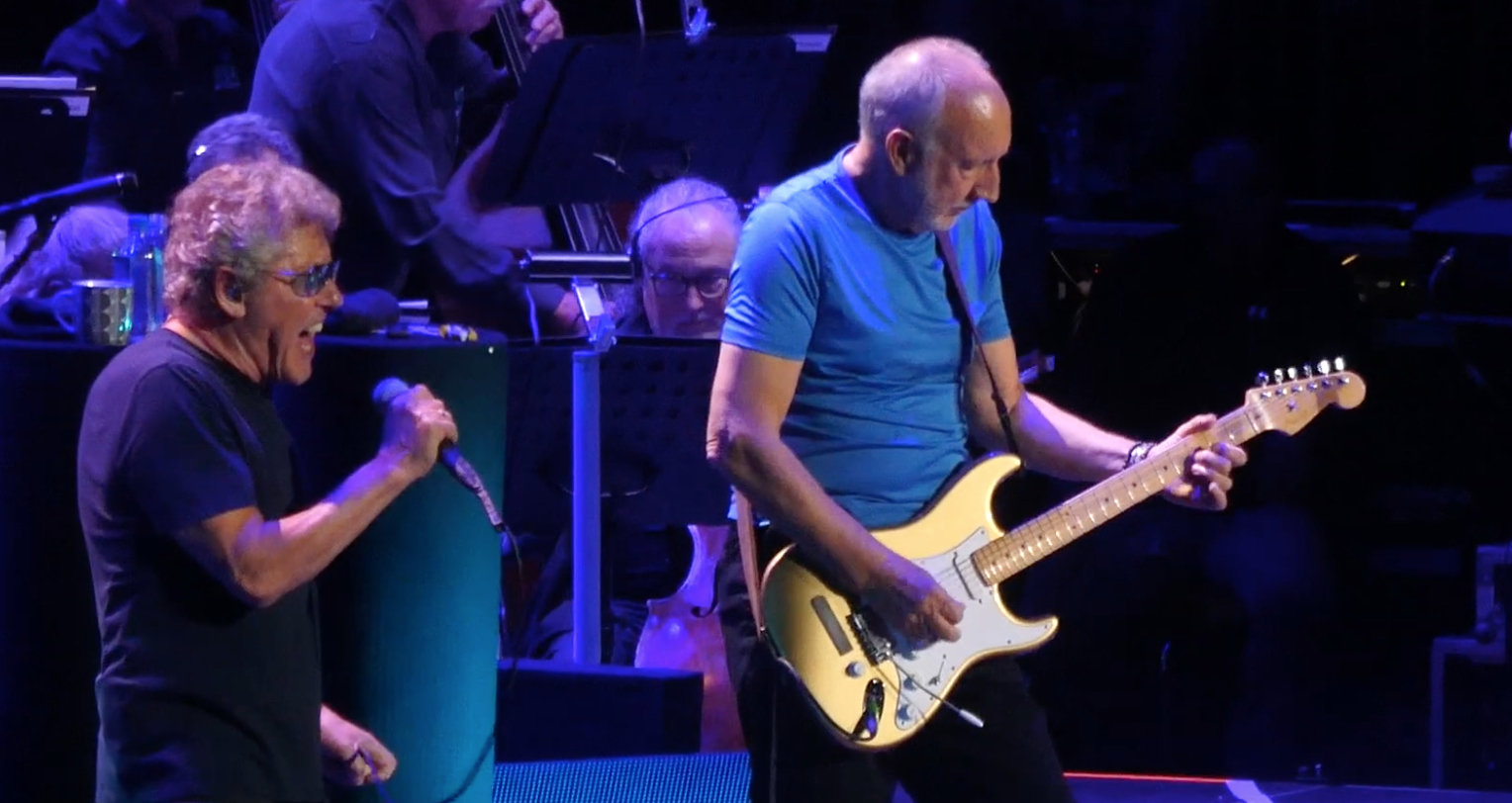The Who Perform 2 New Songs as 2019 Orchestral Tour Resumes