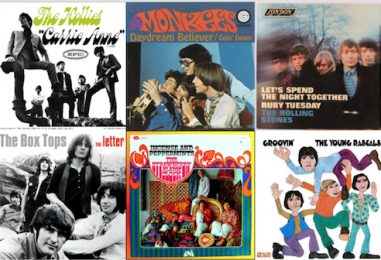 50 Years Ago: Top Radio Hits 1967