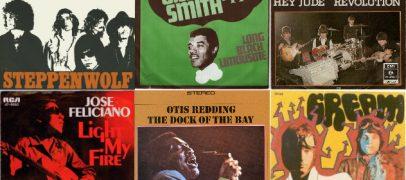 Top Radio Hits of 1968: Look Back