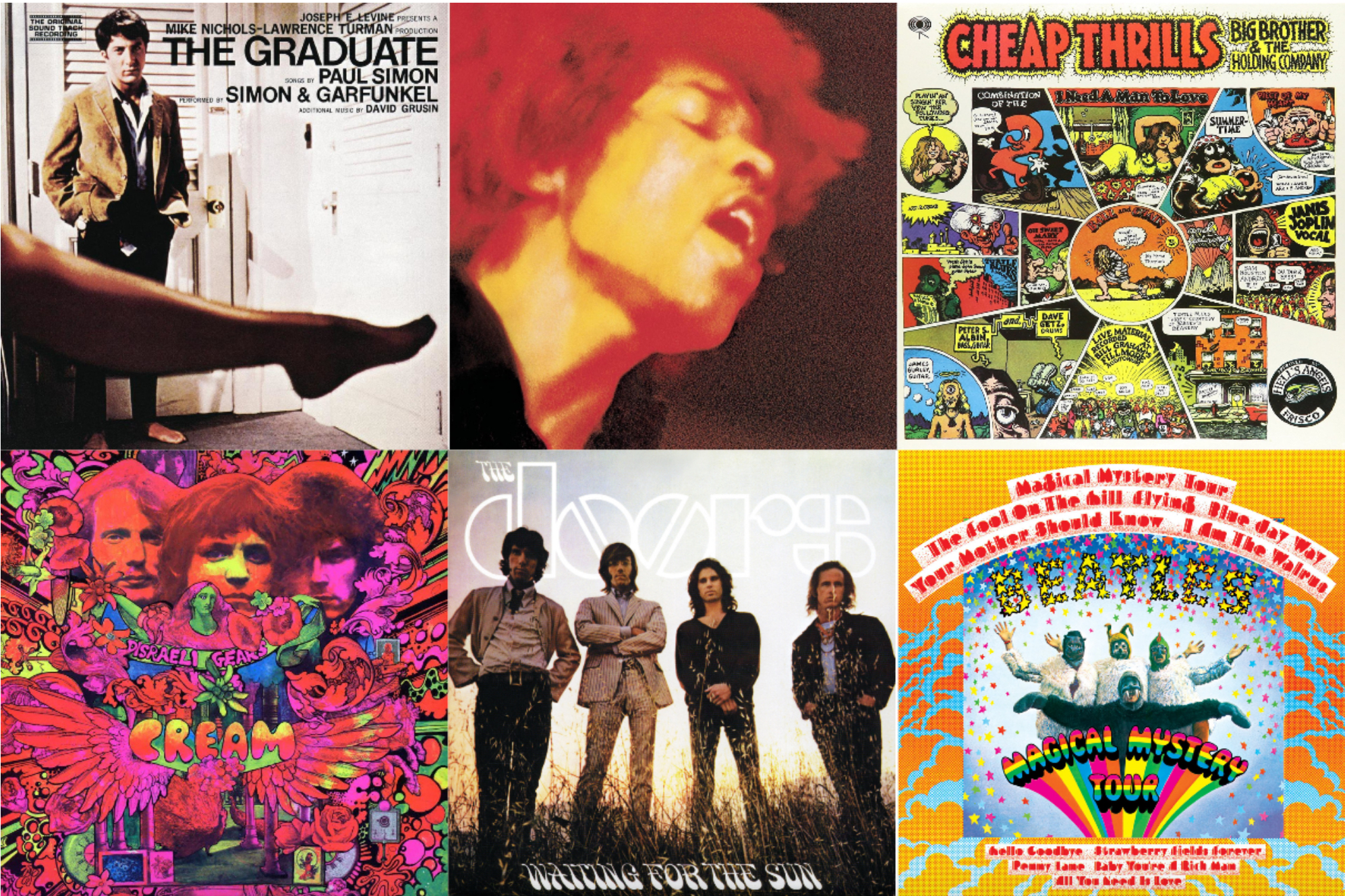 Best Selling Albums Of 2020.Top Selling Albums Of 1968 Look Back Best Classic Bands